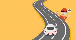 เทคนิคในการขับรถที่จะทำให้คุณมั่นใจทั้งเส้นทาง
