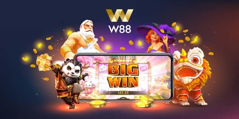 W88 เว็บเดียว ครบเครื่อง เล่นแล้วรวย